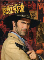 ADVENTURES OF BRISCO COUNTY JR: COMPLETE SERIES DVD