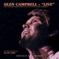 GLEN CAMPBELL - LIVE CD