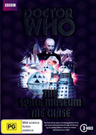 DOCTOR WHO: THE SPACE MUSEUM / THE CHASE (1965) DVD