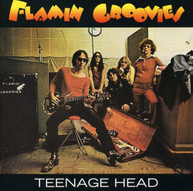 FLAMIN GROOVIES - TEENAGE HEAD CD