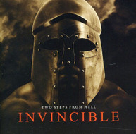 TWO STEPS FROM HELL - INVINCIBLE CD