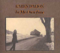 KAREN DALTON - IN MY OWN TIME CD