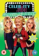 CELEBRITY JUICE OBSCENE & UNSEEN (UK) DVD
