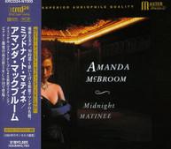AMANDA MCBROOM - MIDNIGHT MATINEE CD