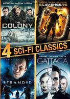4 SCI -FI CLASSICS (4PC) (WS) DVD
