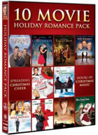 10 MOVIE HOLIDAY ROMANCE PACK (3PC) DVD