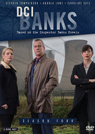 DCI BANKS: SEASON FOUR (2PC) (2 PACK) DVD