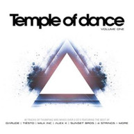 VARIOUS ARTISTS - TEMPLE OF DANCE CD