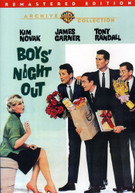 BOYS NIGHT OUT DVD