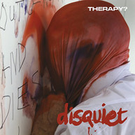 THERAPY - DISQUIET (UK) CD