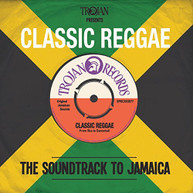 TROJAN PRESENTS: CLASSIC REGGAE VARIOUS (UK) CD