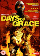 DAYS OF GRACE (UK) DVD