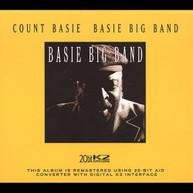 COUNT BASIE - BASIE BIG BAND CD