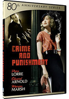 ANNIVERSARY SERIES: 80TH - CRIME & PUNISHMENT DVD
