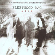 FLEETWOOD MAC - LIVE CD