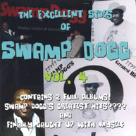 SWAMP DOGG - EXCELLENT SIDES OF SWAMP DOGG 4 CD