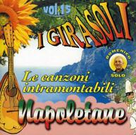 GIRASOLI - INTRAMONTABILI NAPOLETANE CD
