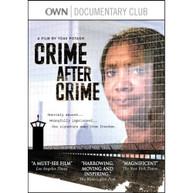 CRIME AFTER CRIME (WS) DVD