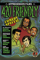 420 FRIENDLY COMEDY SPECIAL (MOD) DVD