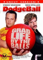 DODGEBALL (2004) DVD