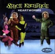 HEARTWORMS - SPACE ESCAPADE CD