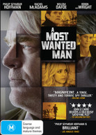 A MOST WANTED MAN (2014) DVD