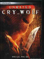 CRY -WOLF (WS) DVD