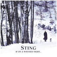 STING - IF ON A WINTER'S NIGHT (DIGIPAK) CD