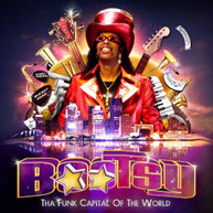 BOOTSY COLLINS - THA FUNK CAPITOL OF THE WORLD CD
