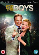FOR THE BOYS (UK) DVD