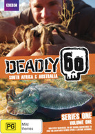 DEADLY 60: SEASON 1 - VOLUME 1 DVD