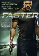 FASTER (2010) (WS) DVD