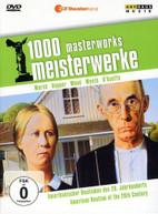 20TH CENTURY AMERICAN REALISM: 1000 MASTERWORKS DVD