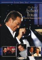 ANTHONY BURGER - BEST OF ANTHONY BURGER DVD