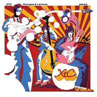 XTC - ORANGES & LEMONS: REMIXED & EXPANDED (UK) CD