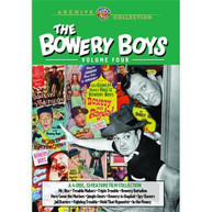 BOWERY BOYS COLLECTION: 4 (4PC) (MOD) DVD