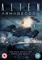 ALIEN ARMAGEDDON (UK) DVD