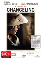 CHANGELING (2008) (2008) DVD