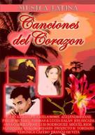 CANCIONES DEL CARAZON VARIOUS DVD