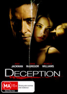 DECEPTION (2008) DVD