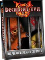 DECADENT EVIL DVD