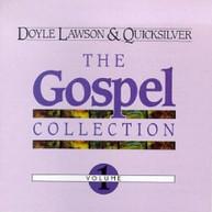 DOYLE LAWSON & QUICKSILVER - GOSPEL COLLECTION 1 CD