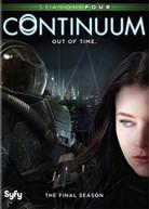 CONTINUUM: SEASON FOUR (2PC) (2 PACK) DVD