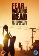 FEAR THE WALKING DEAD SEASON 1 (UK) DVD