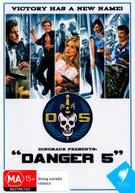 DANGER 5 (2011) DVD