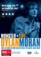 DYLAN MORAN: MONSTER - LIVE (2004) DVD