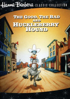 GOOD THE BAD & THE HUCKLEBERRY HOUND DVD