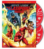 DCU: JUSTICE LEAGUE - FLASHPOINT PARADOX (2PC) DVD