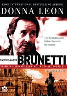 DONNA LEON'S COMMISSARIO GUIDO BRUNETTI - 11 & 12 DVD