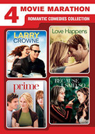 4 -MOVIE MARATHON: ROMANTIC COMEDIES COLLECTION DVD